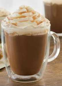 Starbucks Salted Caramel Hot Chocolate