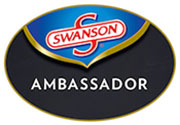 Proud to be a Swanson Brand Ambassador