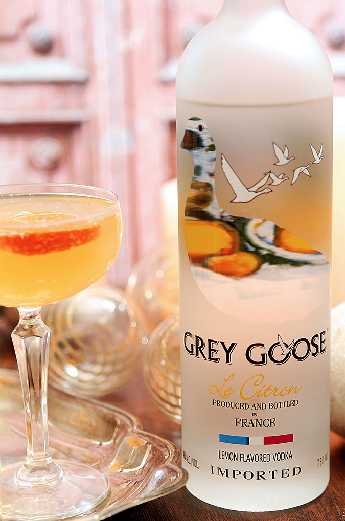 Grey Goose Fruits de Fete