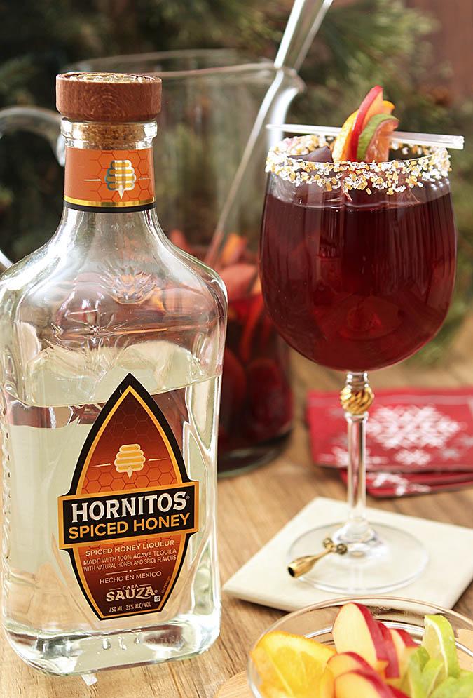 Hornitos Spiced Honey Tequila Sangria