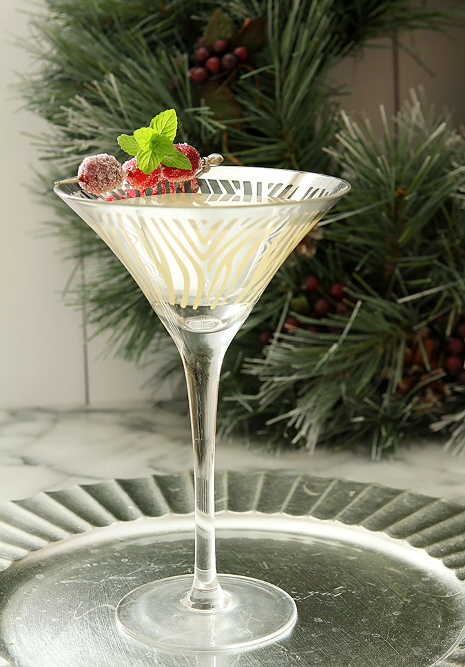 Winter White Cosmopolitan