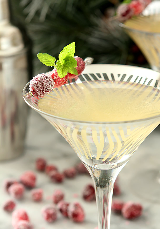 Winter White Cosmopolitan | Creative Culinary | A Denver, Colorado ...