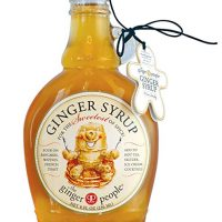 GINGER PEOPLE SYRUP FIJIAN ORG 8OZ