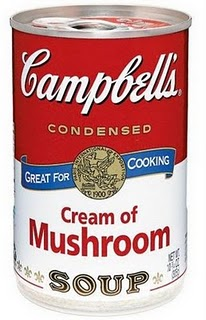 campbell mushroom soup recipes