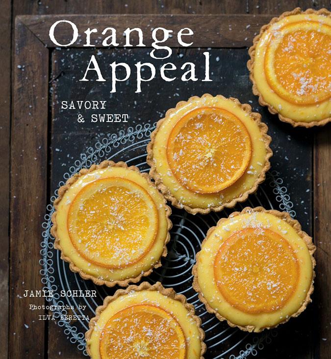 Isabella's Orange Cake from Jamie Schler's cookbook 'Orange Appeal; Savory & Sweet'