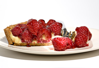 Raspberry Cream Tart | Creative Culinary | A Denver, Colorado Food and ...