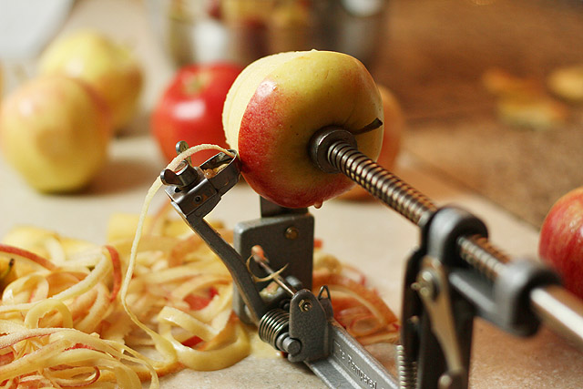 Pikes Peak Spiked Apple Crisp | Creative Culinary | A Denver, Colorado ...