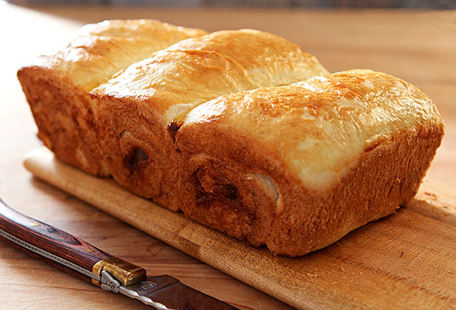 Asian Sweet Bread from Creative-Culinary.com