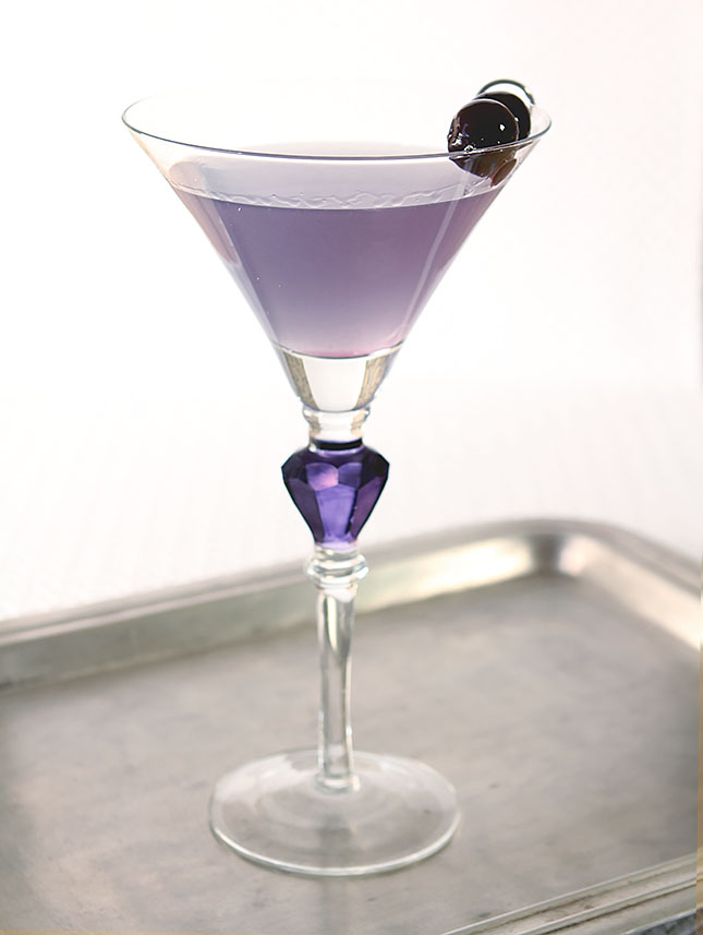 Aviation Cocktail - Creative Culinary