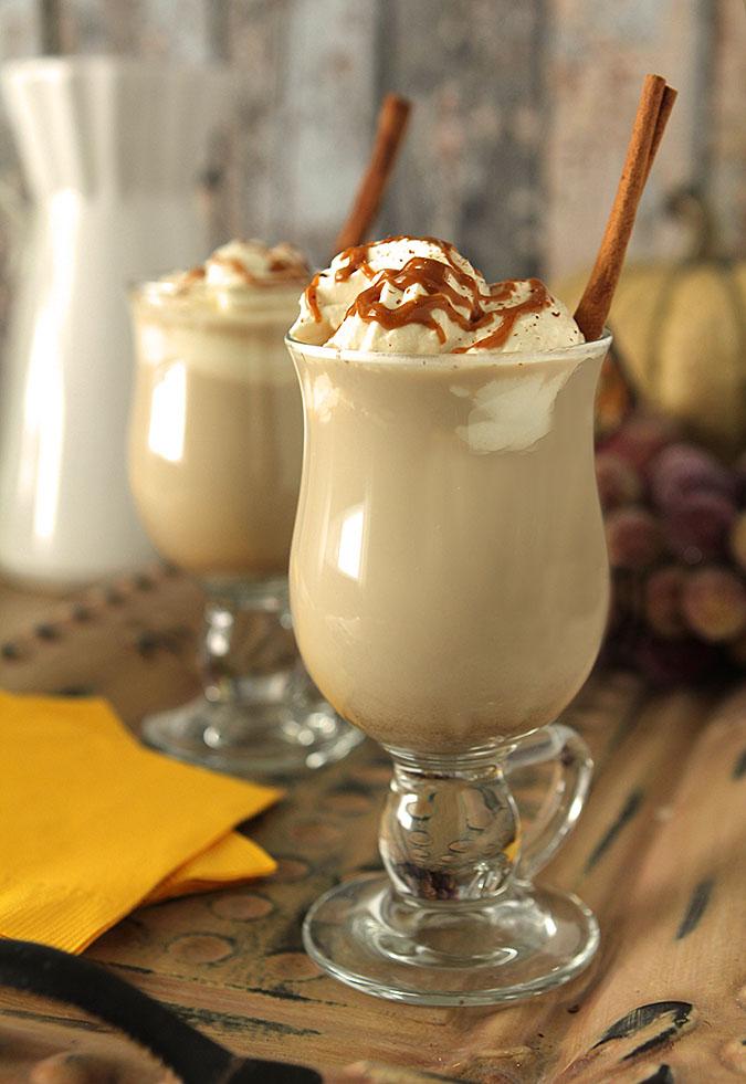 baileys pumpkin spice dessert coffee creative culinary
