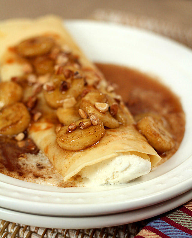 Bananas Foster Recipe — Dishmaps
