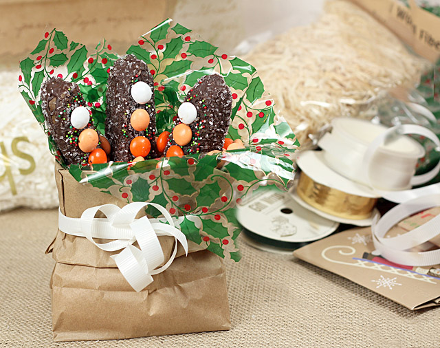 Cranberry Almond Chocolate Biscotti | Creative Culinary ...