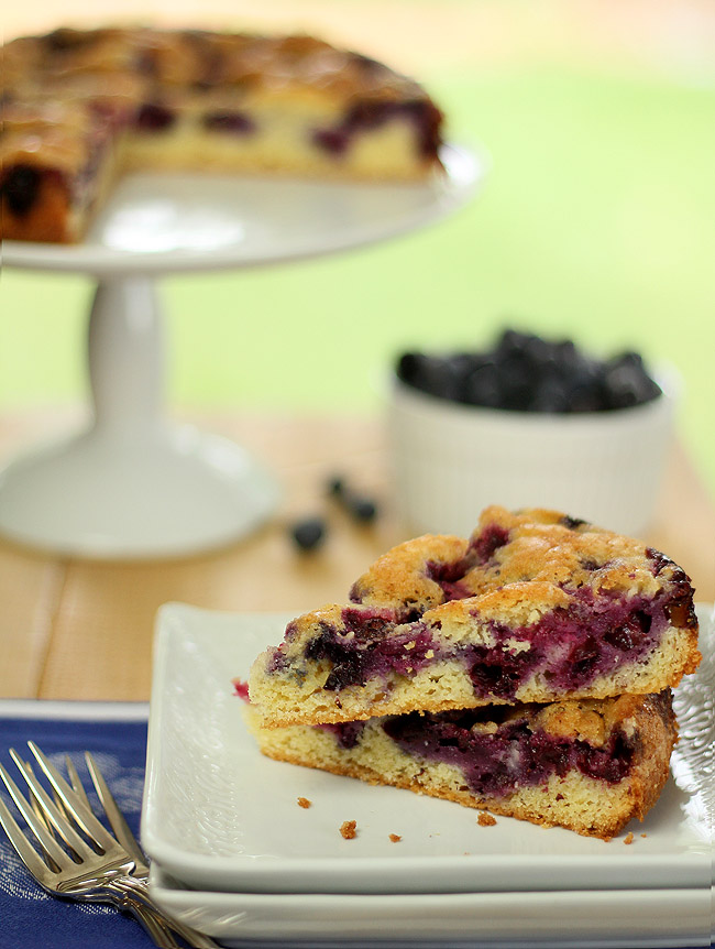 Blueberry Nutmeg Cake | Creative Culinary | A Denver, Colorado Food ...