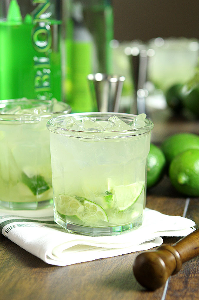 The Caipirinha - Brazil's Most Famous Drink