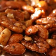 Sweet and Savory Candied Nuts