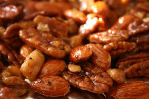 Candied Walnuts, Pecans or Mixed Nuts | Creative Culinary ...
