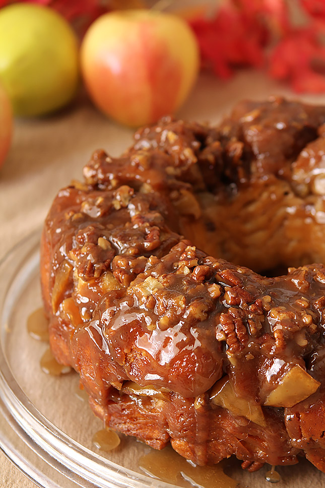 Monkey Bread Recipe Homemade Pull Apart