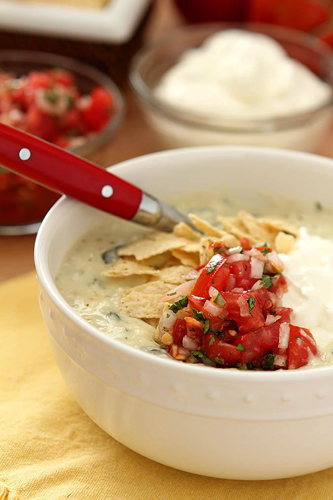 Chile Relleno Soup