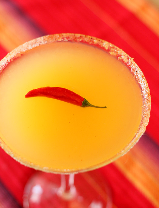 Red Chile Martini from the Hyatt Regency Tamaya Resort & Spa near ...