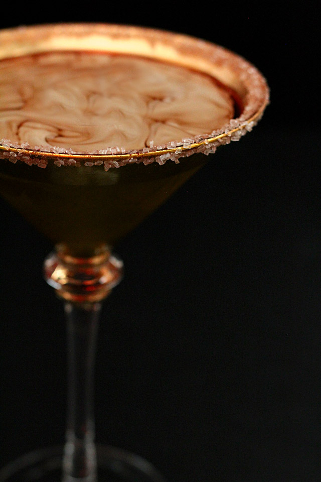 Chili Russian Martini