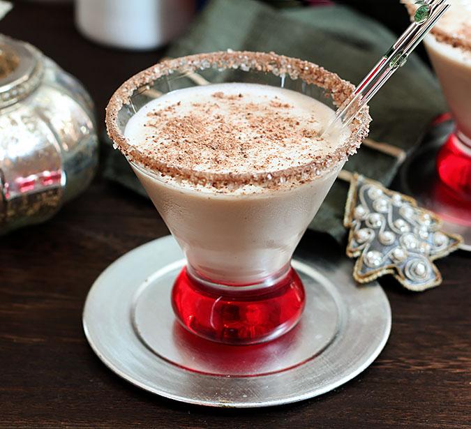 how to make a mint chocolate shake