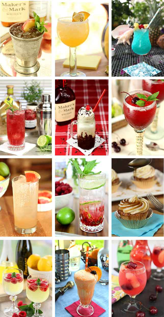 Favorite Summer Cocktails