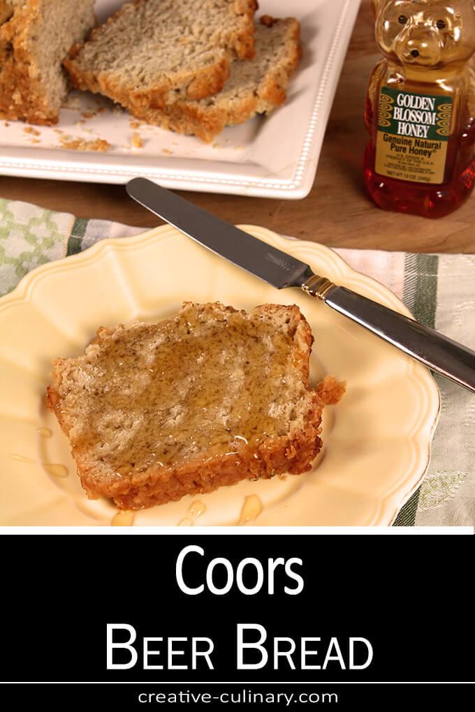 Coors Beer Bread