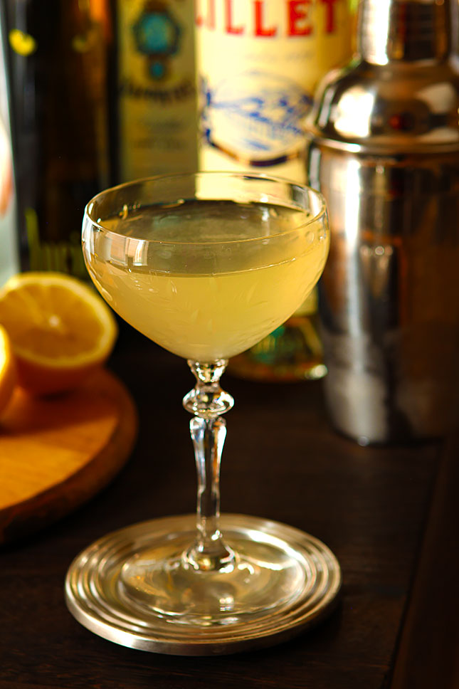 Corpse Reviver No. 2 : Cocktails : DrinkWire