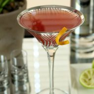 The Cosmopolitan Cocktail