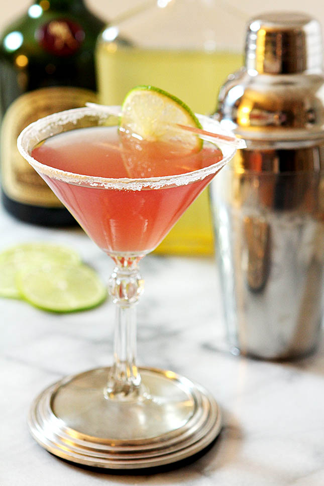 The Perfect Cosmopolitan from Creative Culinary