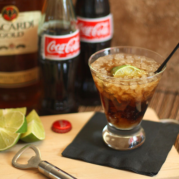 Cuba Libre Cocktail | Creative Culinary | A Denver, Colorado Food and ...