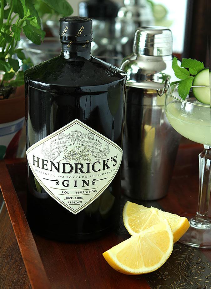 Hendrick's Cucumber Southside