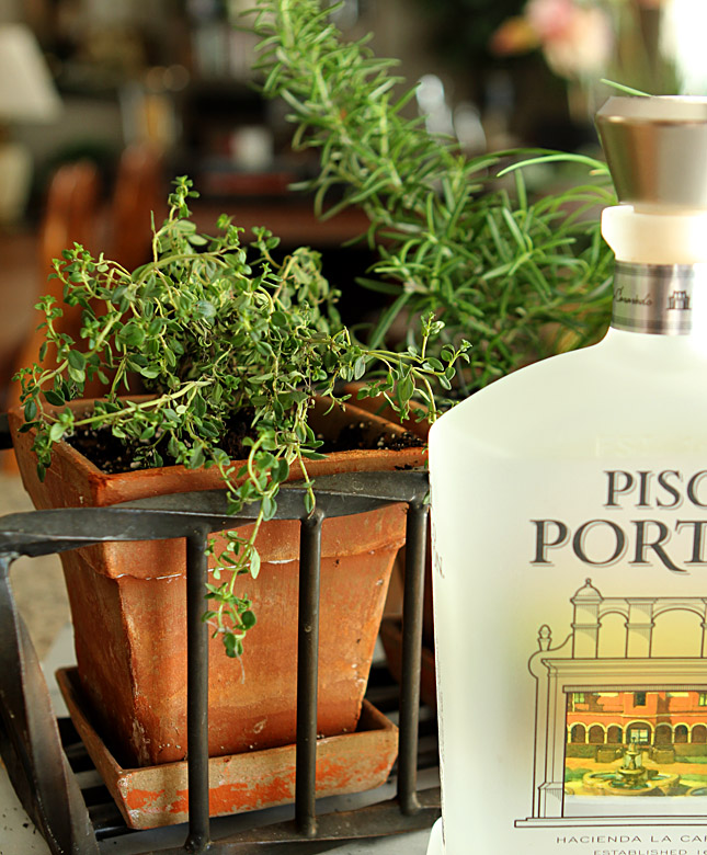 The El Diablo with Porton's Pisco | Creative-Culinary.com