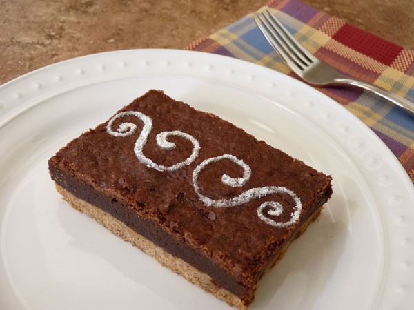 Espresso-Shortbread Brownie Bars | Creative Culinary | A Denver ...