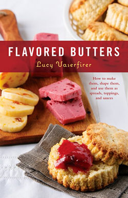 Flavored Butters Book