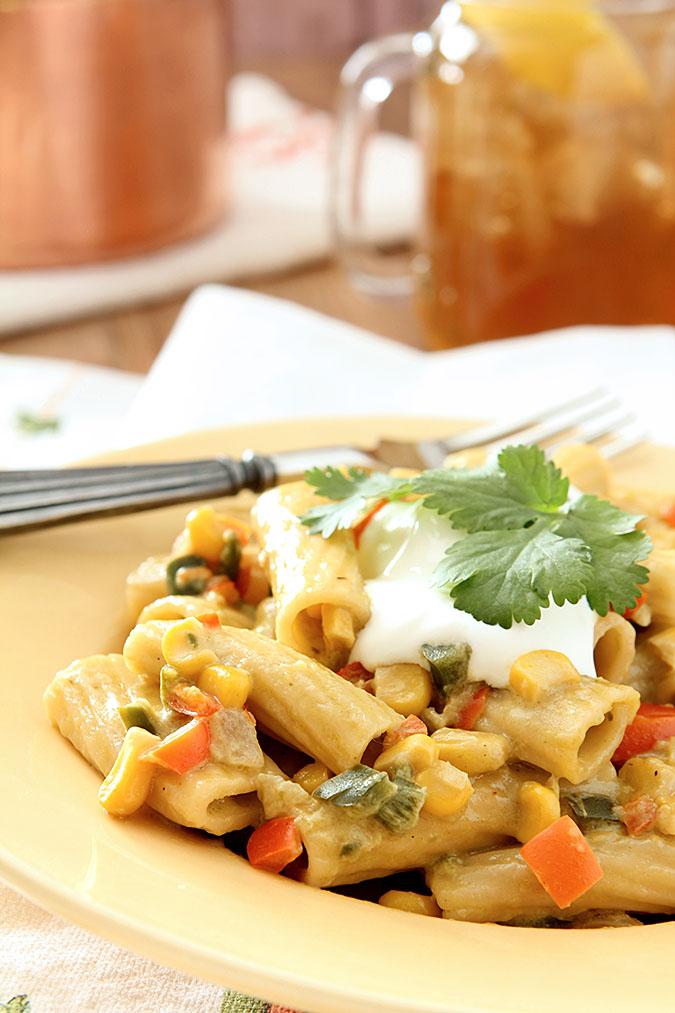 Green Chile Macaroni and Cheese | Creative Culinary | A ...