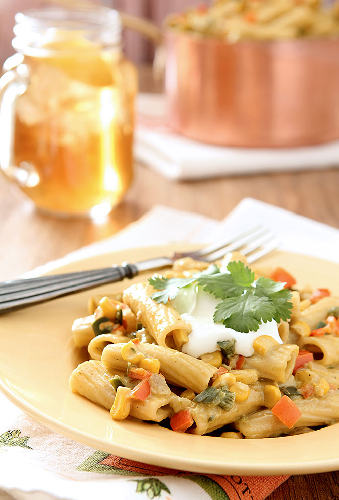 Green Chile Macaroni and Cheese | Creative Culinary | A Denver ...
