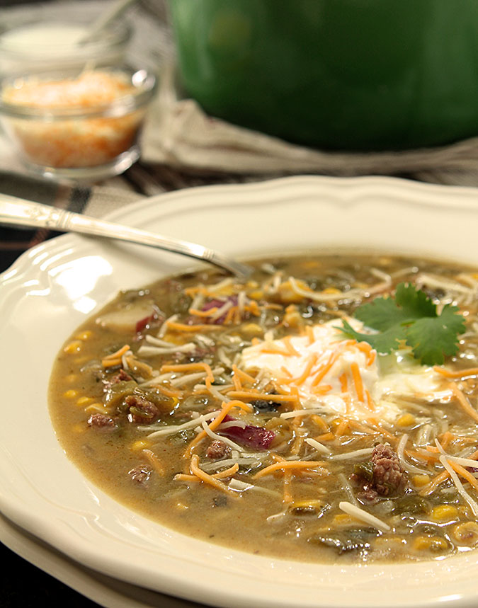 Green chile stew from tocabe an american indian eatery creative green chile stew from tocabe an american indian eatery forumfinder Image collections