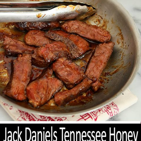 Jack Daniels Tennessee Honey Barbecue Sauce