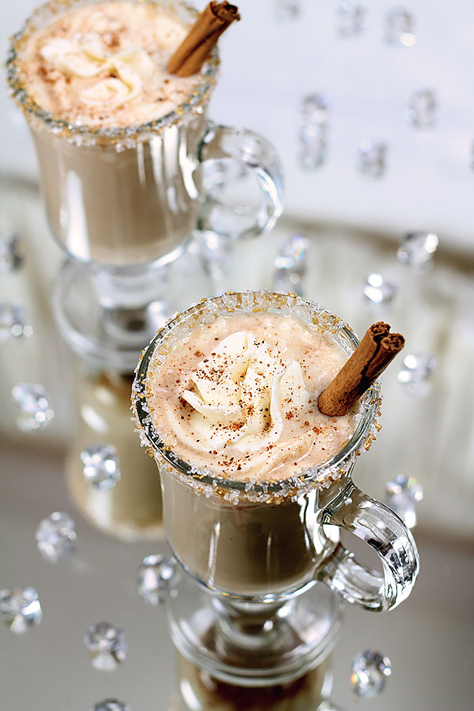 The Best Hot Buttered Rum