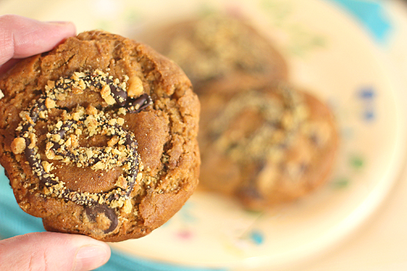 Molasses And Brown Butter Chocolate Chip Cookies Recipes — Dishmaps