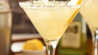 Limoncello Margarita Cocktail