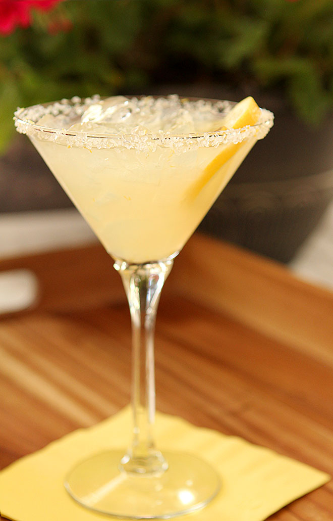 Limoncello margarita creative culinary a denver for Cocktail limoncello