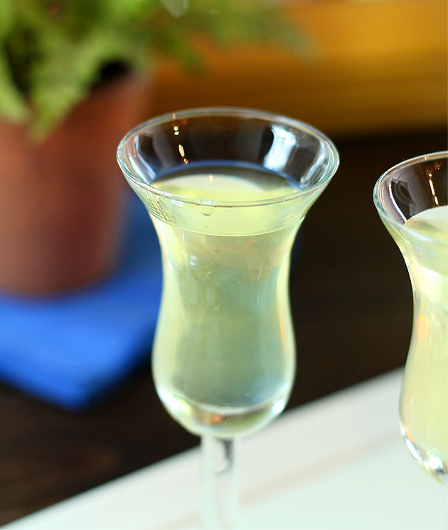 The Best Limoncello is Homemade Limoncello!