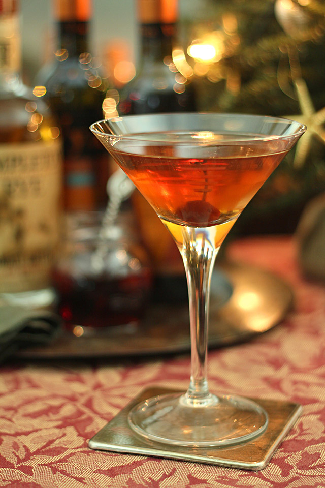 The Perfect Manhattan – A Classic Cocktail