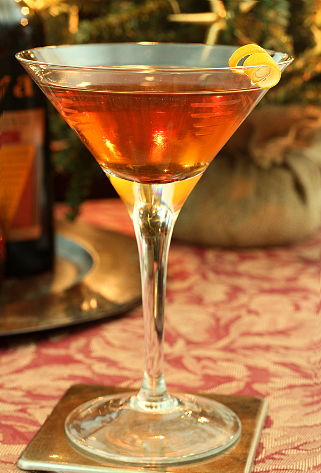 The Perfect Manhattan | Creative Culinary | A Denver ...