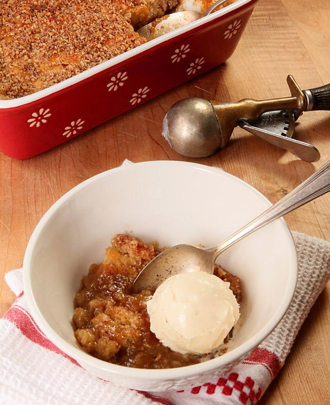 Maple Bourbon Banana Pudding Cake | Creative Culinary | A ...