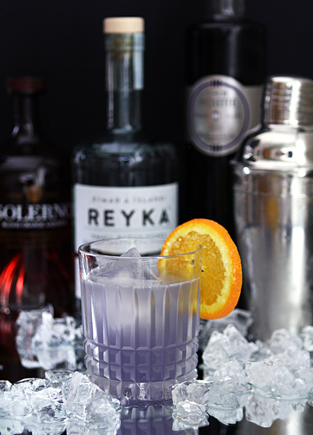 The Midnight Sun Featuring Reyka Vodka