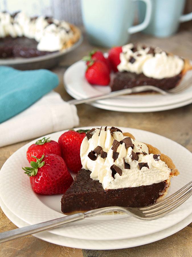 Chocolate Chess Pie The Help