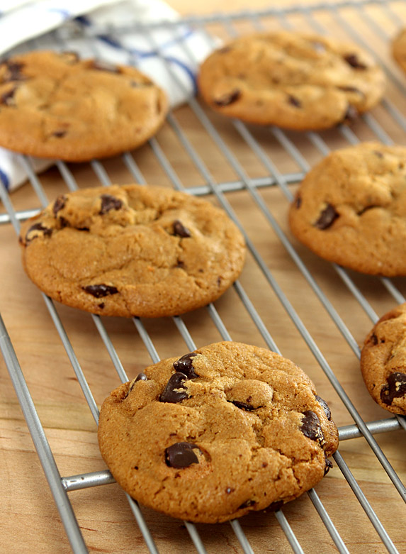The Best Chocolate Chip Cookie has Brown Butter and Molasses | Denver ...
